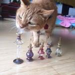 エジプトの香水瓶 ~ Perfume Bottles of Egypt